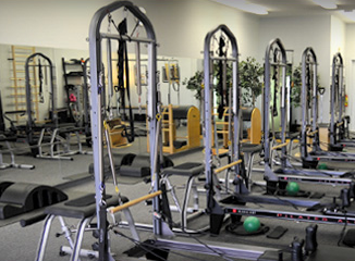 Suncoast Pilates - Interior - Palm Harbor, Florida