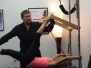 Six days with Siri Dharma Galliano, Pilates Trainer to the Stars and Vil Shaynurov - January 2015