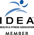 IDEA Health & Fitness Association Member