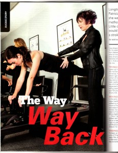 Pilates Style Magazine - January 2014